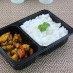 ข้าวหอมมะลิ พะแนงไก่